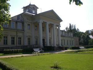 Изображение Кримулдского замка (санатория)