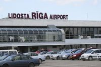 Фото аэропорта Рига