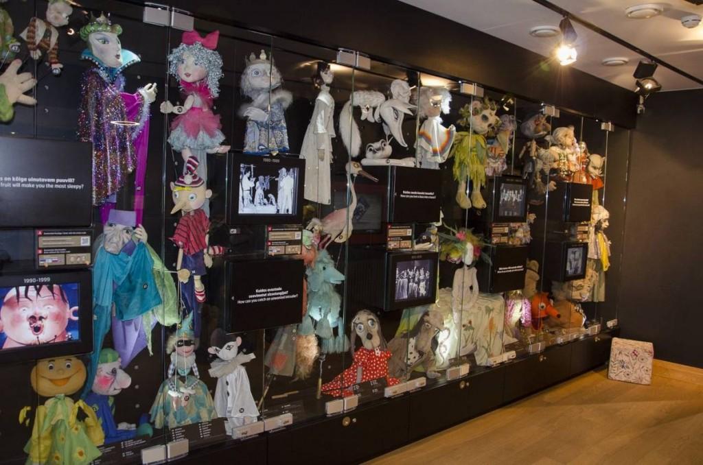 детский музей кукол в таллине