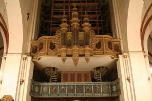 изображение орган домского собора