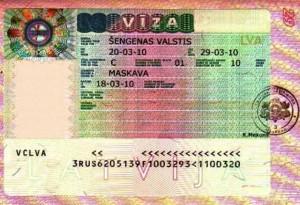 Шенгенская виза получаем самостоятельно
