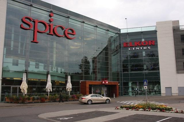 Магазин Спайс в Риге