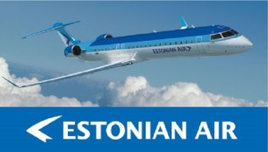 Компания estonian air - Эстония