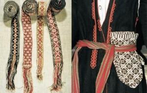 Традиционные эстонские узоры