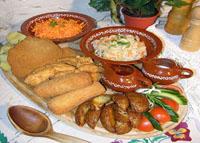 Основные блюда литовской кухни