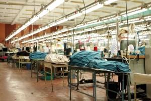 Трикотажное производство в Риге