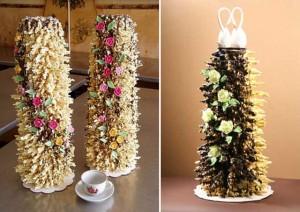 Главное украшение свадьбы в Литве - шакотис