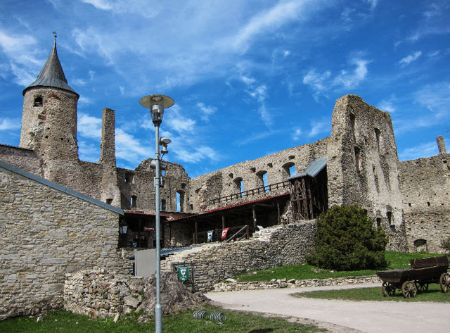 Хаапсалуский замок