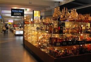 Магазин сувениров в Клайпеде