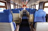 Поезд Москва-Таллин