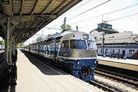 Поезд СПб - Таллин