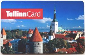 Льготный билет - Tallinn card