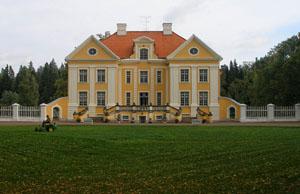 Усадьба-музей Палмсе