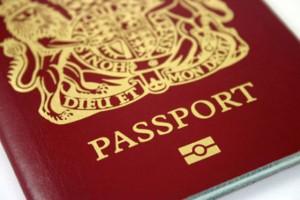 Изображение обложки латвийского паспорта