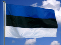 Изображение флага Эстонии