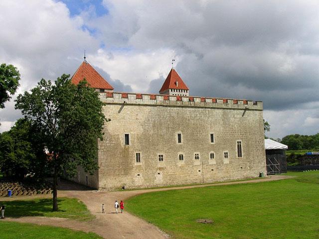 Замок Курессааре