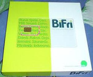 Карта BiFri оператора BITE