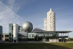 Научно-познавательный центр AHHAA в Тарту