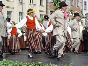 Национальные праздники в Латвии