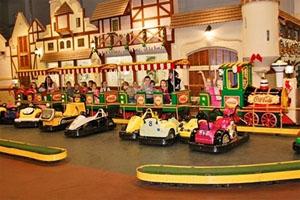 Парк развлечений для детей в Риге