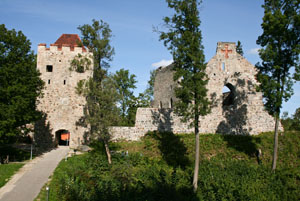 Замки Сигулды