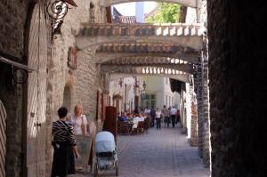 Изображение переулка Катарины