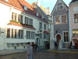 Изображение Ратушной аптеки в Таллине