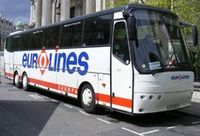 Автобус в Таллин из СПб
