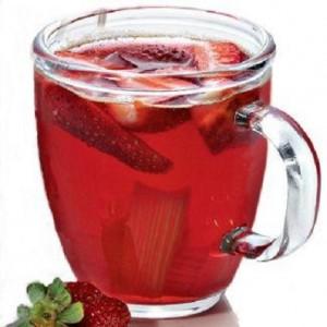Кисель из ревеня - национальный латышский напиток