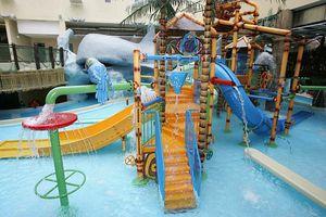 Отдых для детей в аквапарке Виши