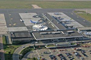 Фото аэропорта с воздуха