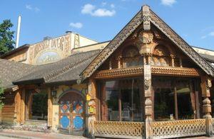 Ресторан Русский двор в Риге