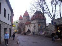 Фото Старого Таллина