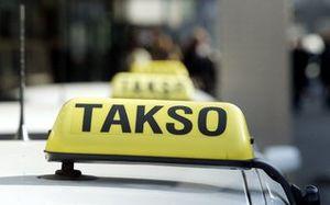 Такси из аэропорта в Таллине