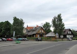Фото города Тракай в Литве