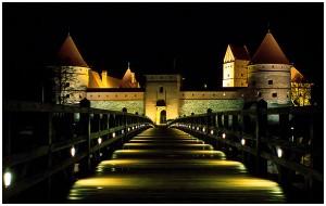 Фото Тракайского замка