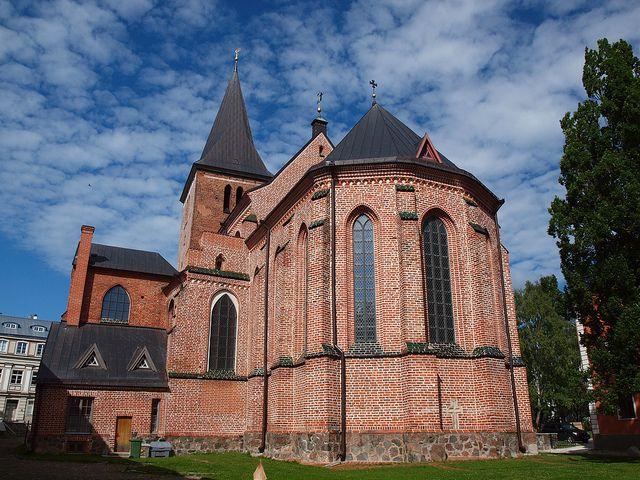 Яановская церковь в Тарту