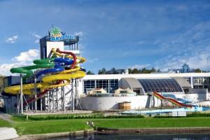 изображение аквапарка в юрмале