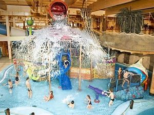 развлечения в аквапарке ЛИву
