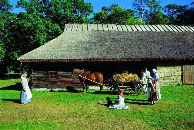 музей под открытым небом в таллине
