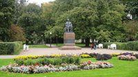 парк кадриорг в таллине