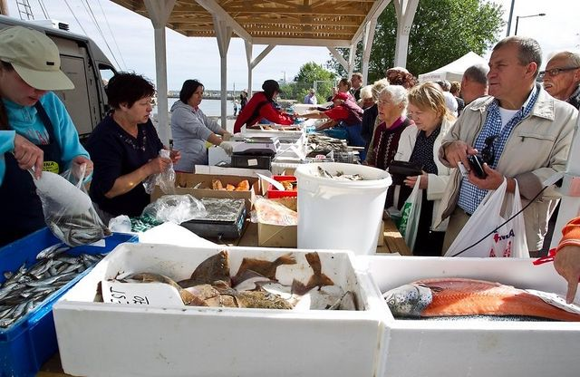 рыбный рынок калатур в таллине