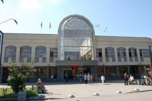 Автовокзал в Санкт-Петербурге