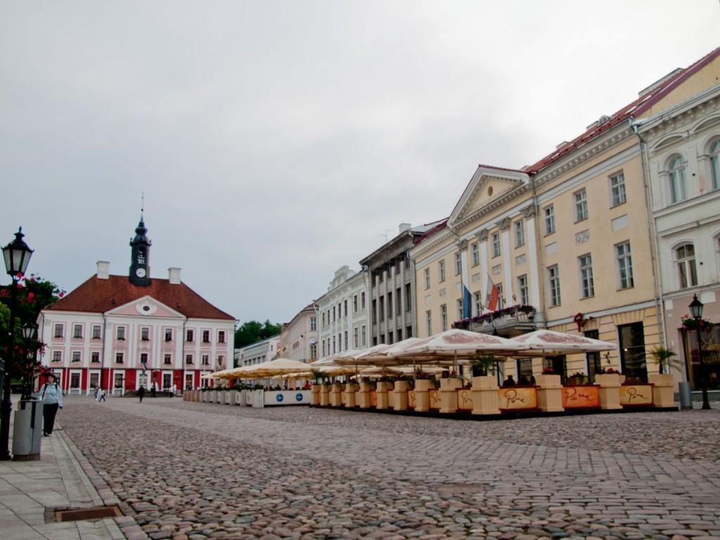 Тарту - Ратуша старого города