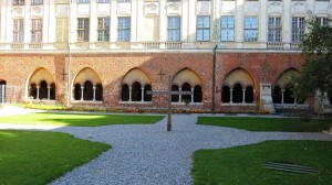 фото внутренннего двора домского собора