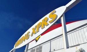 Паром компании Viking XPRS
