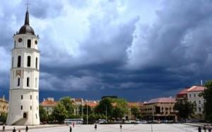 Какая погода в Вильнюсе