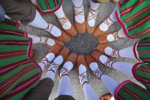 Детали национального эстонского костюма