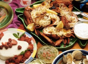 Блюда литовской кухни: горячее, десерт, закуски