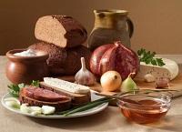 Продукты для блюд литовской кухни